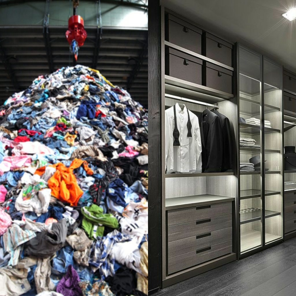 Four Steps To Style: Purging Your Closet For The Season