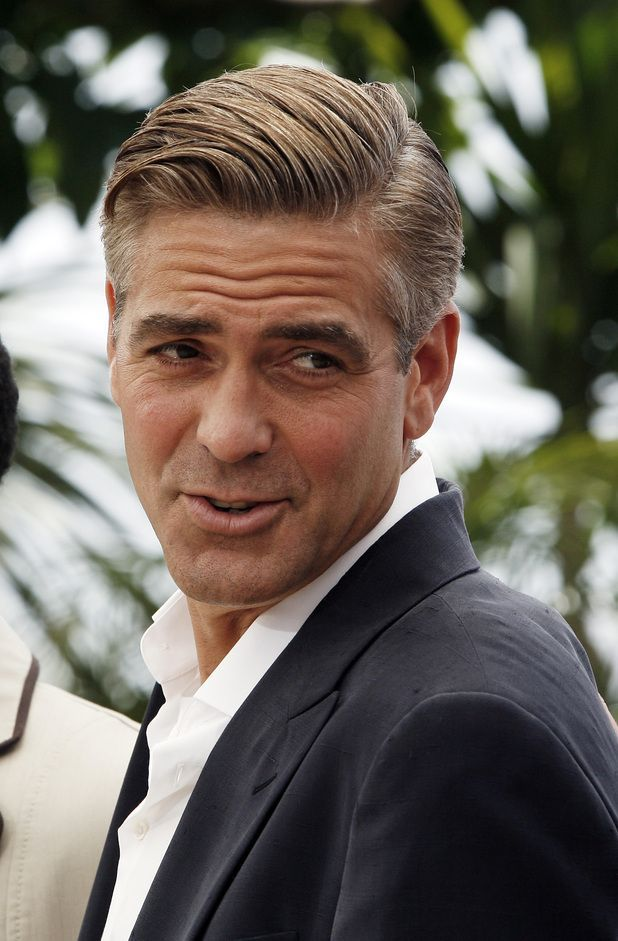 Style Icons George Clooney Manner