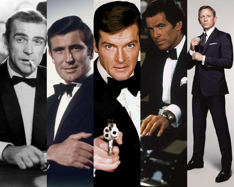 Why Ranking The James Bond Actors And Films Is A Good And